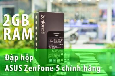 Smartphone giá rẻ zenfone 5